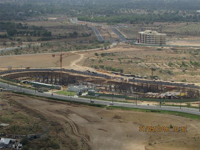 Gift City Gujarat Progress